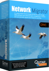 Qstar Network Migrator product box